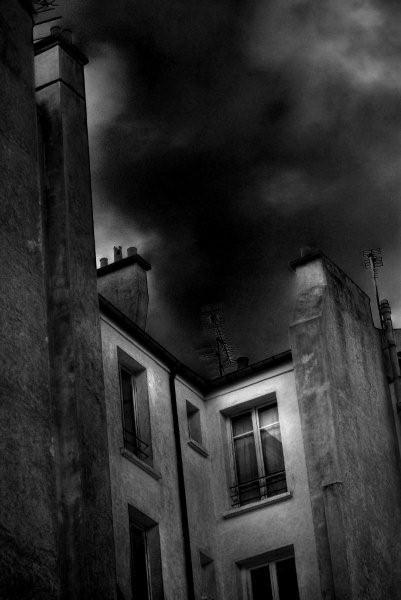 Désespoir de l'hiver parisien - Olivier Quinton