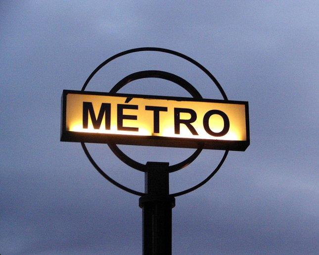 Alesia Metro Station - parisdaily