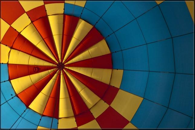 Внутри воздушного шара - Valentin Streltsov (photodom.com)