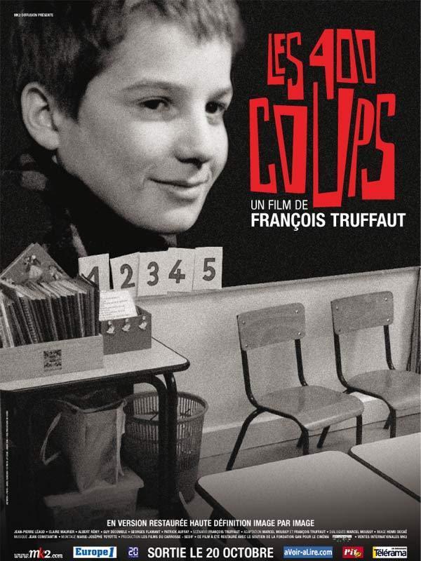 Cin math ques les quatre cents coups fran ois truffaut 1959 arabesques - Cinema les 400 coups angers 49000 ...