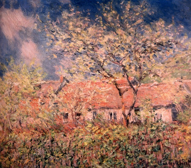 Monet_Springtime_At_Giverny