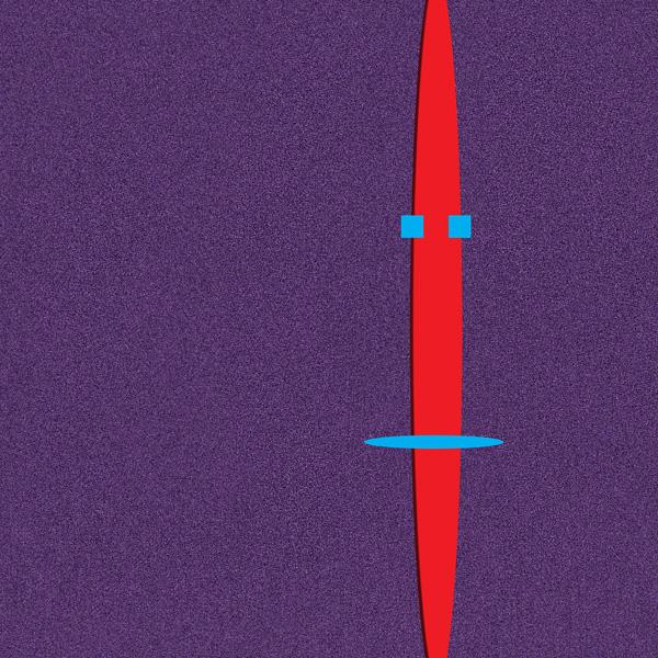 парадный портрет с фиолетовым фоном - Vartan