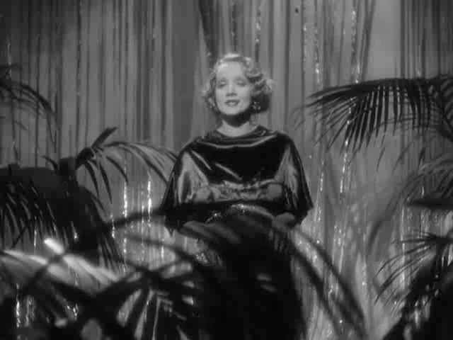 an analysis of the film blonde venus by josef von sternberg It is a relentless excursion into style, josef von sternberg said of his the  scarlet empress (1934) that's putting it mildly here is a film so.