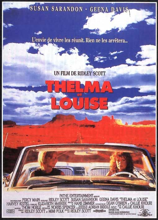 cinema of the world thelma and louise ridley scott 1991